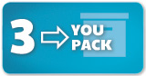 You Pack Graphic